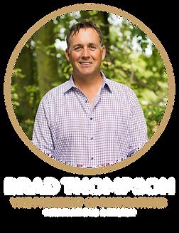 Brad Thompson with Thompson Concrete