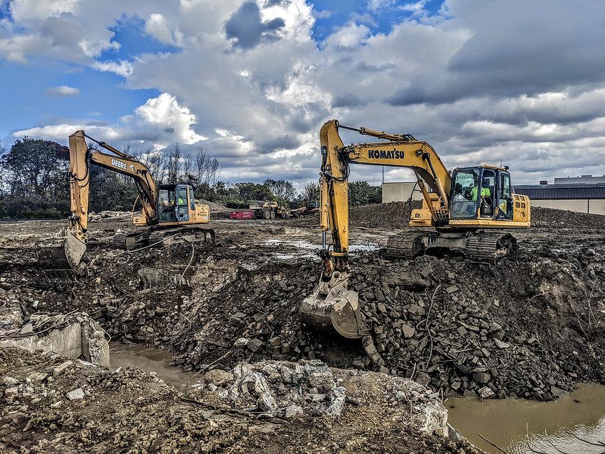 Thompson Excavation