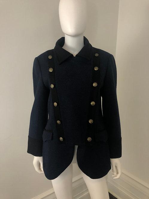 Manteau Tristan Style militaire Taille 12/10