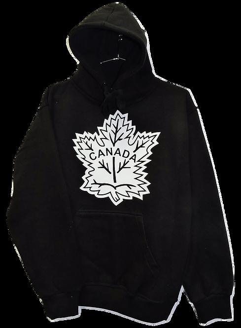 1850-Canada Big White Leaf