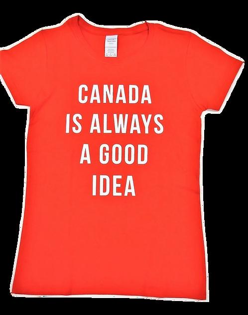 5000L-Canada Good Idea