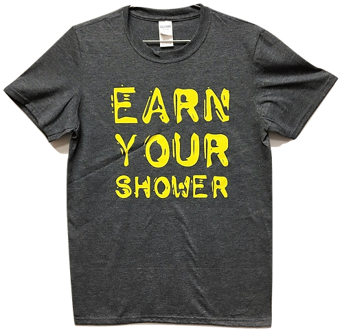 6400-Earn Your Shower