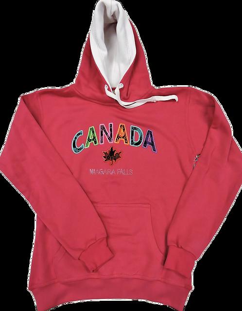 L901-Canada Lace Studs