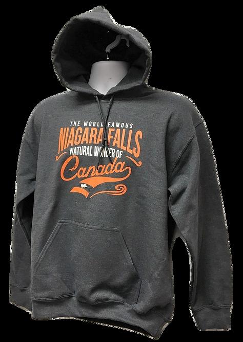 1850-Niagara Falls Orange Tail