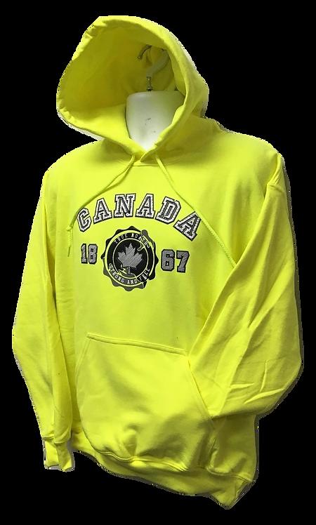1850-Canada Grey Puff