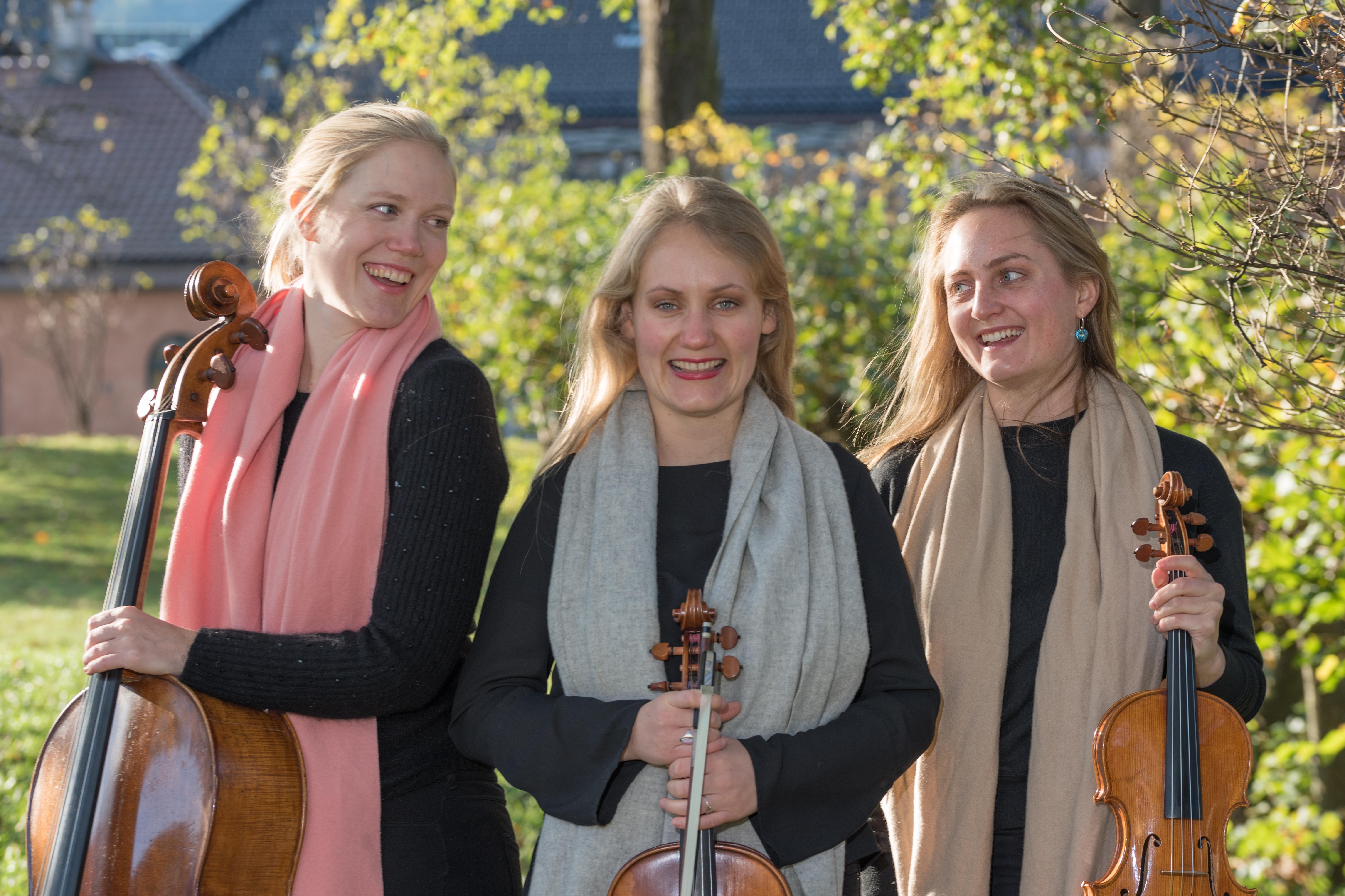 Trio Turmo pressebilde