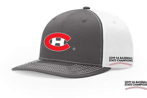 #312 Richardson Twill back Trucker State Championship Hat
