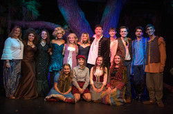 Into the Woods Cast.JPG