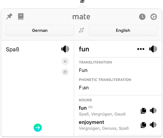 Mate Translate – your ultimate translation app