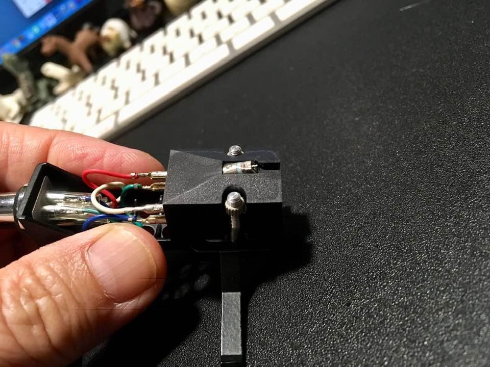 針が折れたDL-103