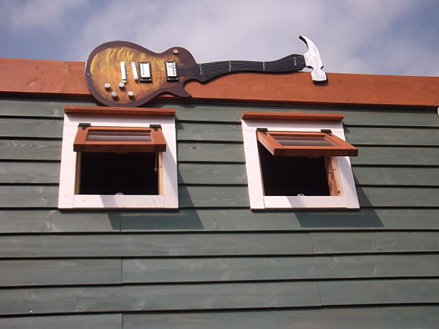 ハンマーギター