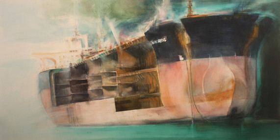 Mitt skip er lastet 125 x 220 cm
