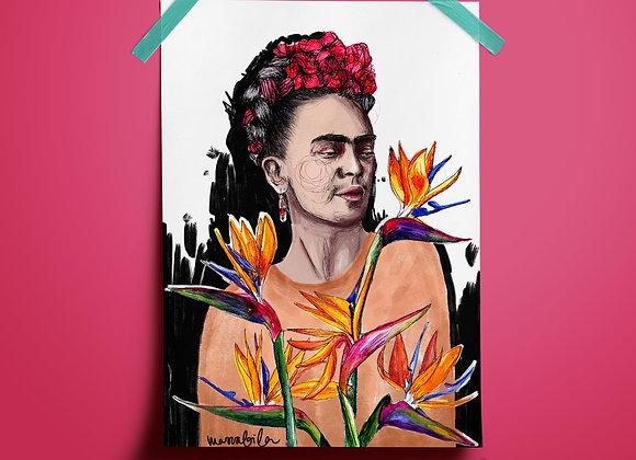 Print Frida 2