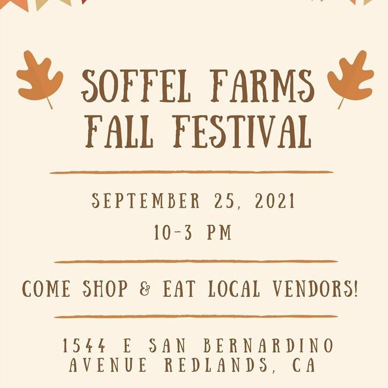 Soffel Farms Fall Festival