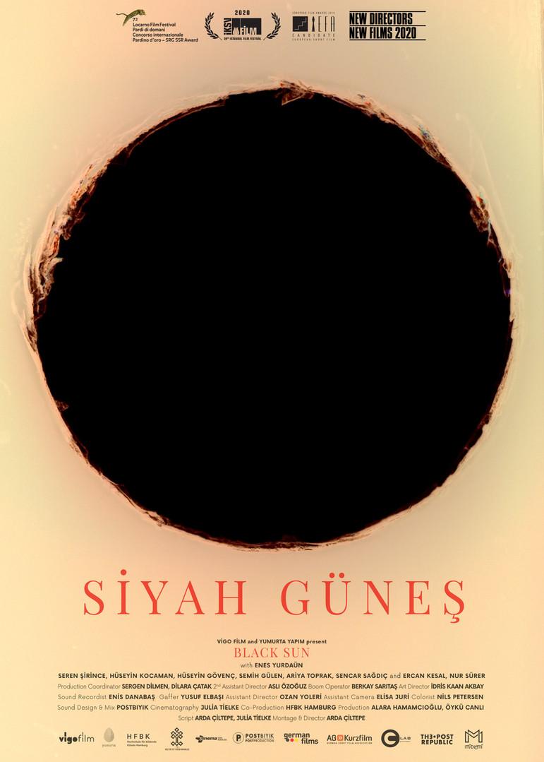 Siyah Güneş (2019) | Afiş