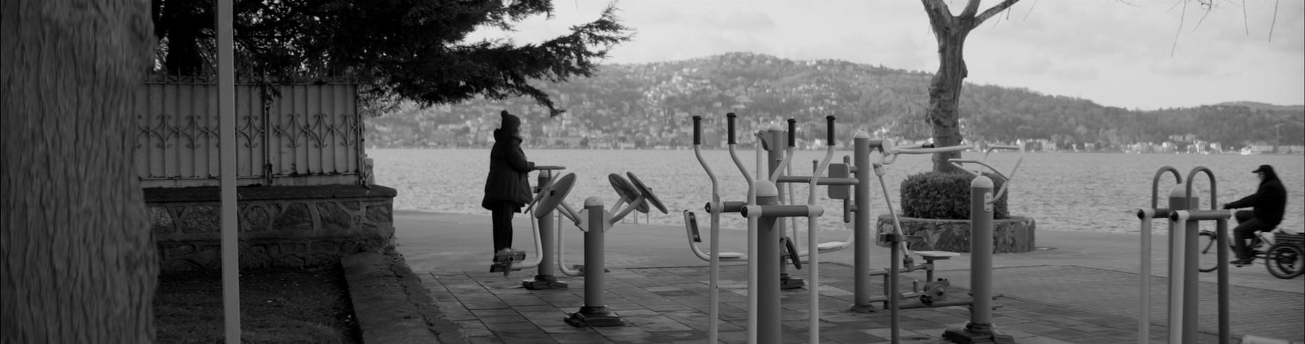 Akıntı (Post-prodüksiyonda) | Filmden Kare