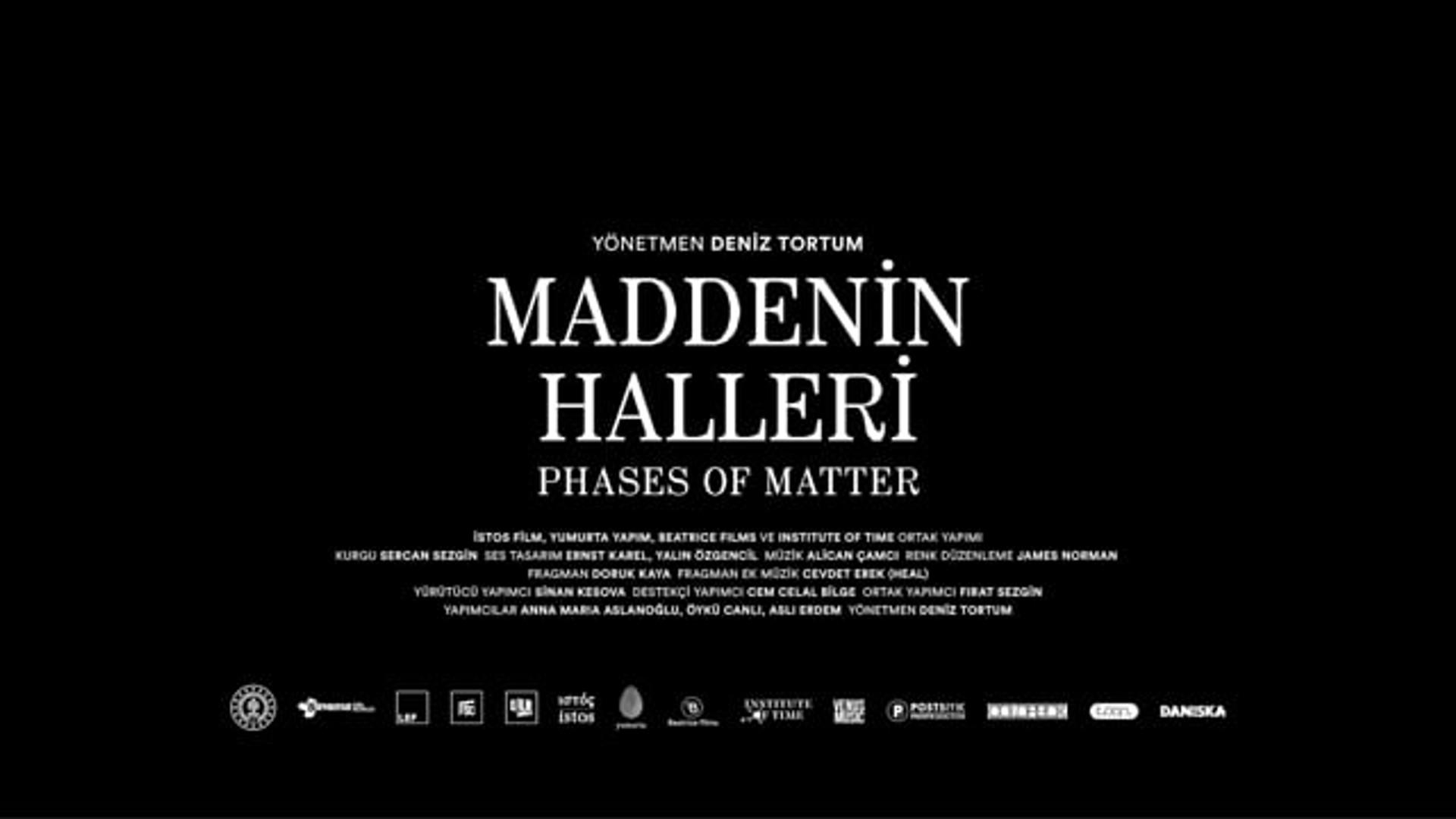 Maddenin Halleri (2020) | Fragman