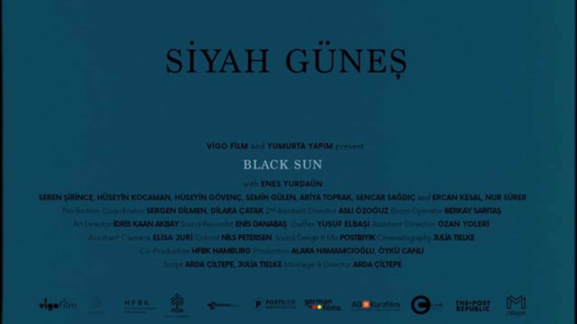 Siyah Güneş (2019) | Fragman