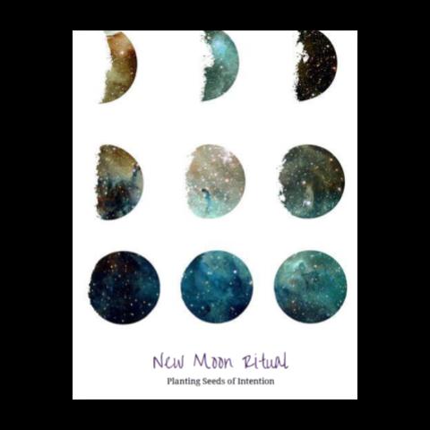 Moon Magic: New Moon Ritual Guide