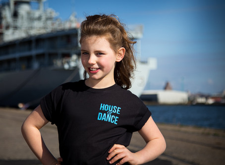 House of Dance Photoshoot