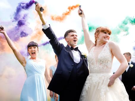 Wrenbury Hall Wedding Film   Olivia & Andrew