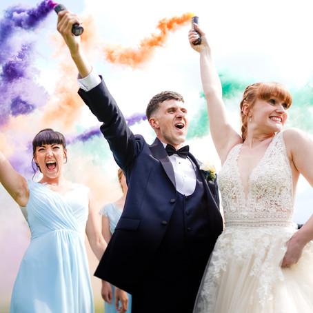 Wrenbury Hall Wedding Film | Olivia & Andrew