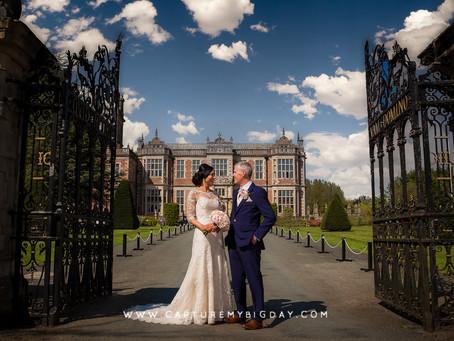 Crewe Hall Wedding | Emma & Boyd
