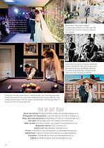 Wedding magazine for Merseyside