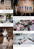 wedding magazine article