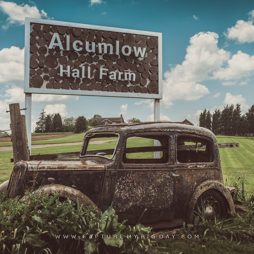 Alcumlow wedding hall