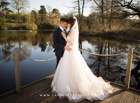 Delamere Manor Wedding | Beth & Tom