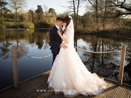 Delamere Manor Wedding   Beth & Tom