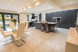 Kitchen property photograph