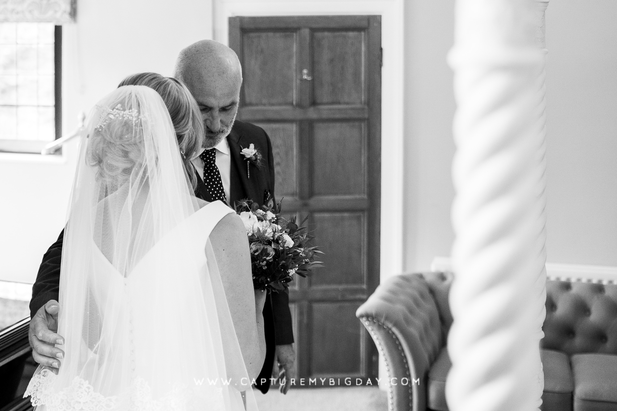 Wrenbury Hall wedding