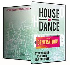 House of Dance DVD