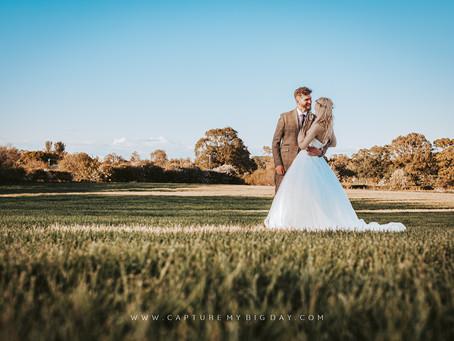 Alcumlow Wedding Barn   Victoria & Josh