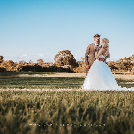 Alcumlow Wedding Barn | Victoria & Josh