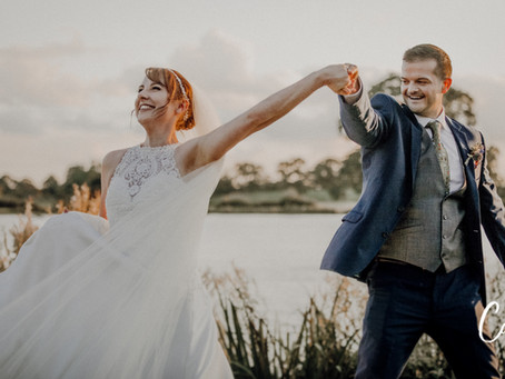 Sandhole Oak Barn Wedding Photography & Film