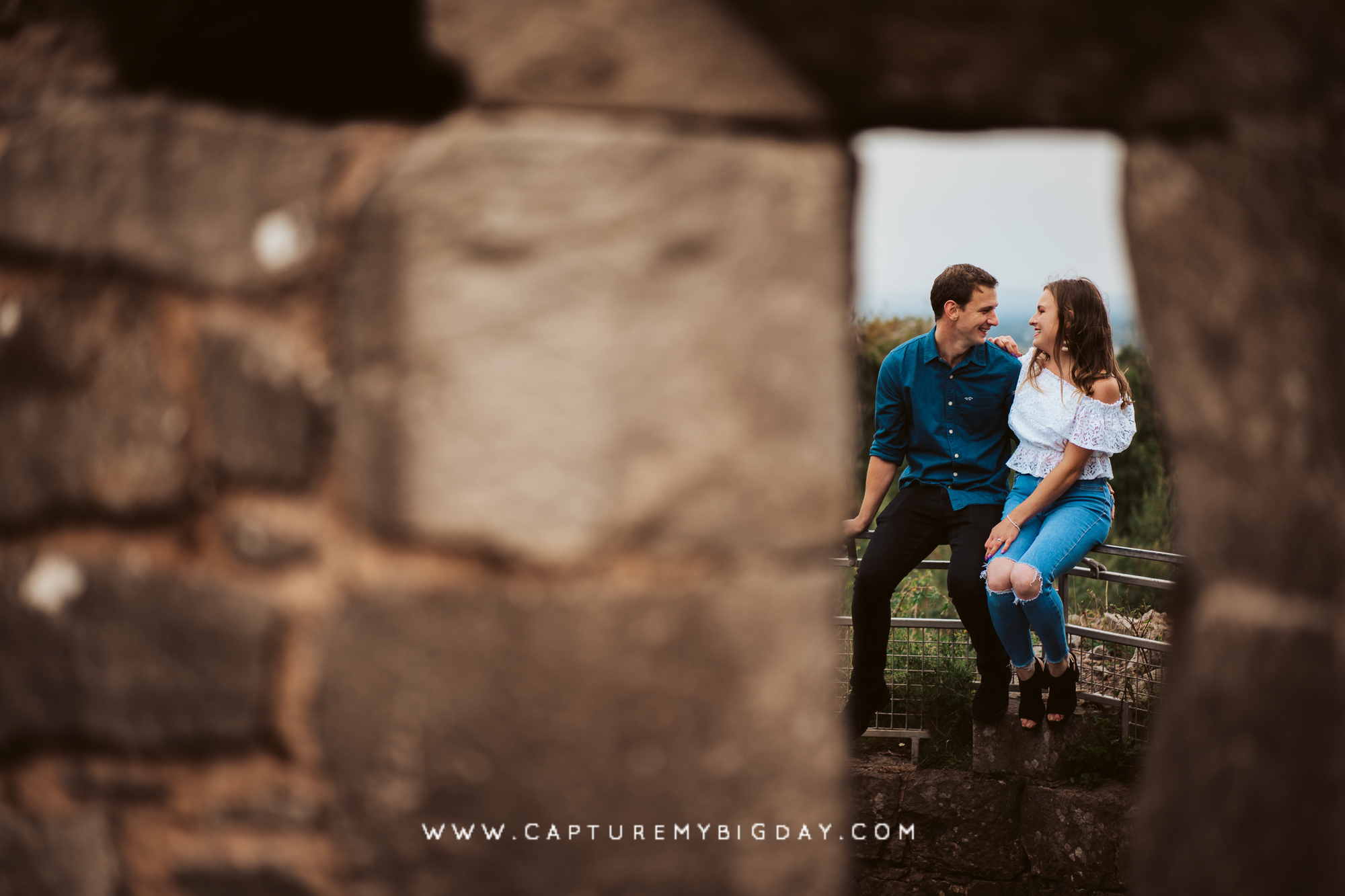 engagement photograph