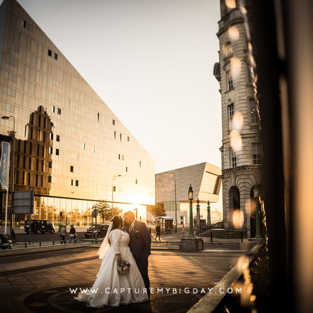 30 James Street Wedding | Steph & Paul