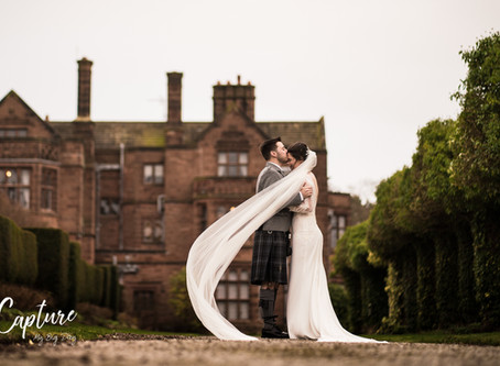 Thornton Manor Wedding | Felicity & Doug