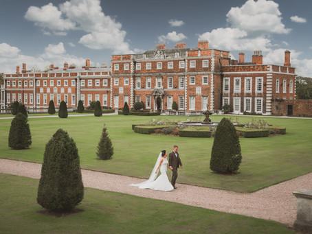 Knowsley Hall Wedding | Jess & Lee