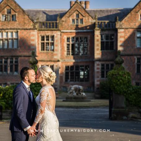 Dorfold Hall Wedding | Katie & Luke