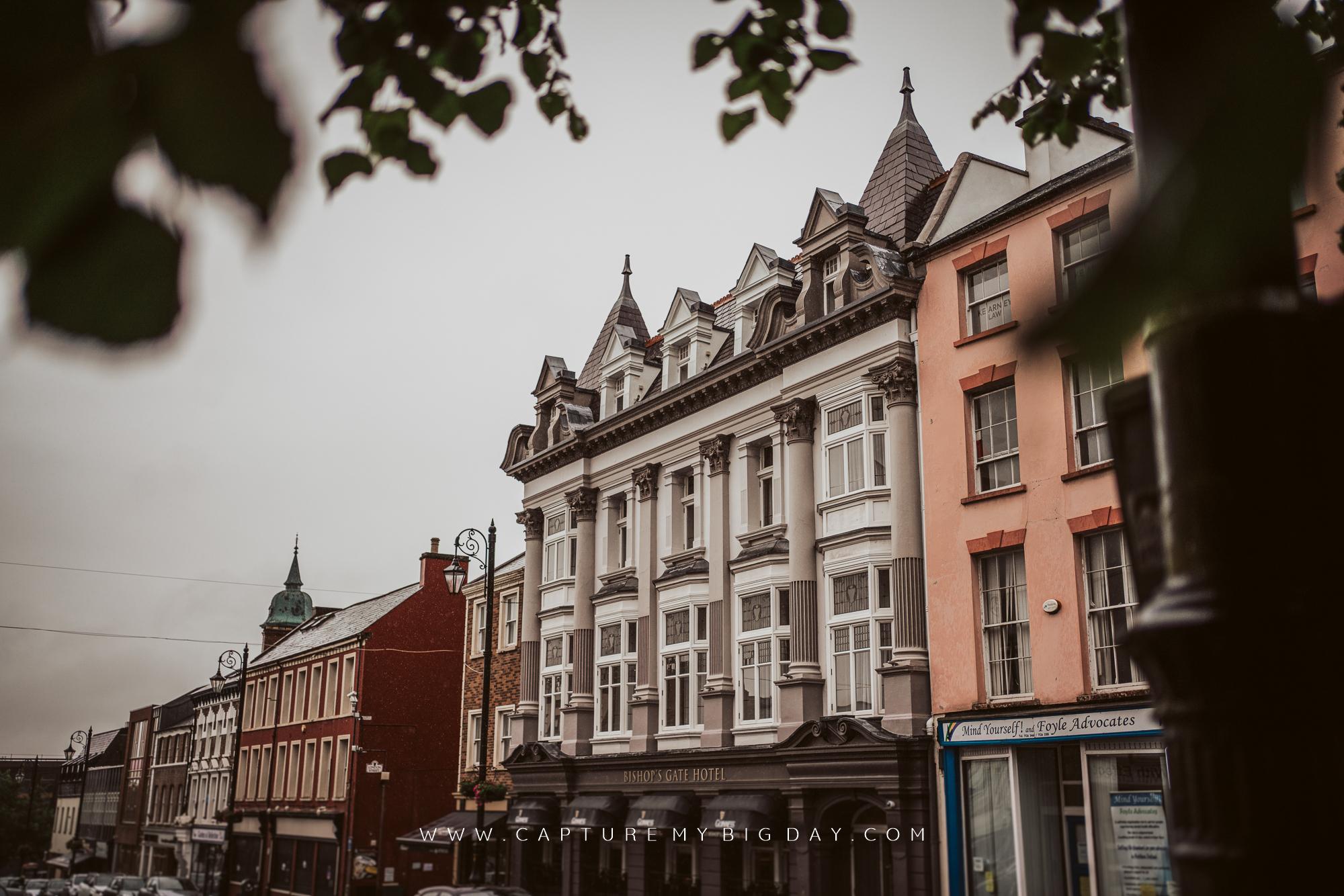 Northern Ireland Londonderry pub