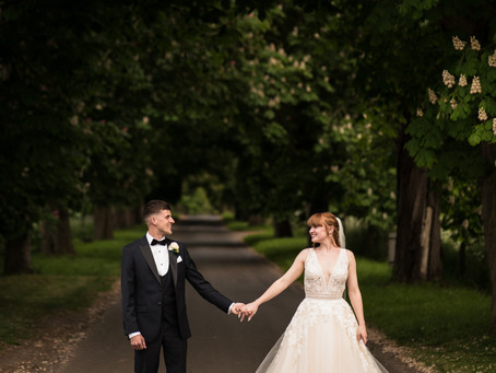 Wrenbury Hall Wedding Photographer