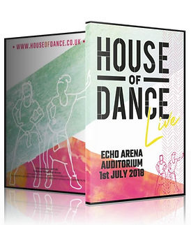 House of Dance Live DVD