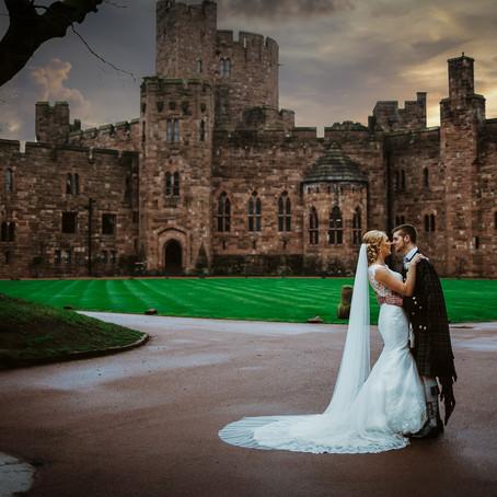 Peckforton Castle Wedding | Kayleigh & Calum