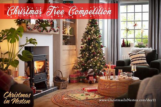 Christmas tree Neston