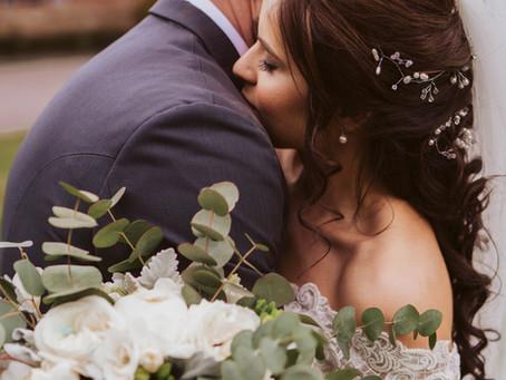 Wrenbury Hall Wedding    Mellisa & David