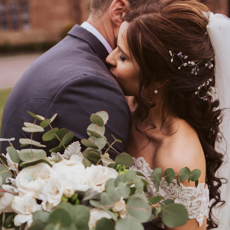 Wrenbury Hall Wedding |  Mellisa & David